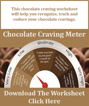 Track Your Chocolate Cravings