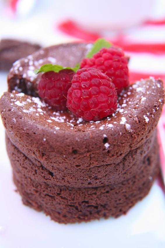 Chocolate Souffle 1